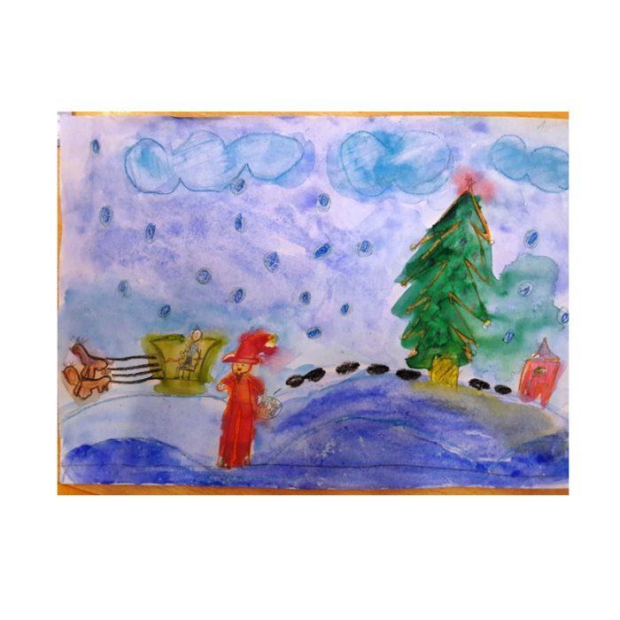 Автор: Снегирева Варя