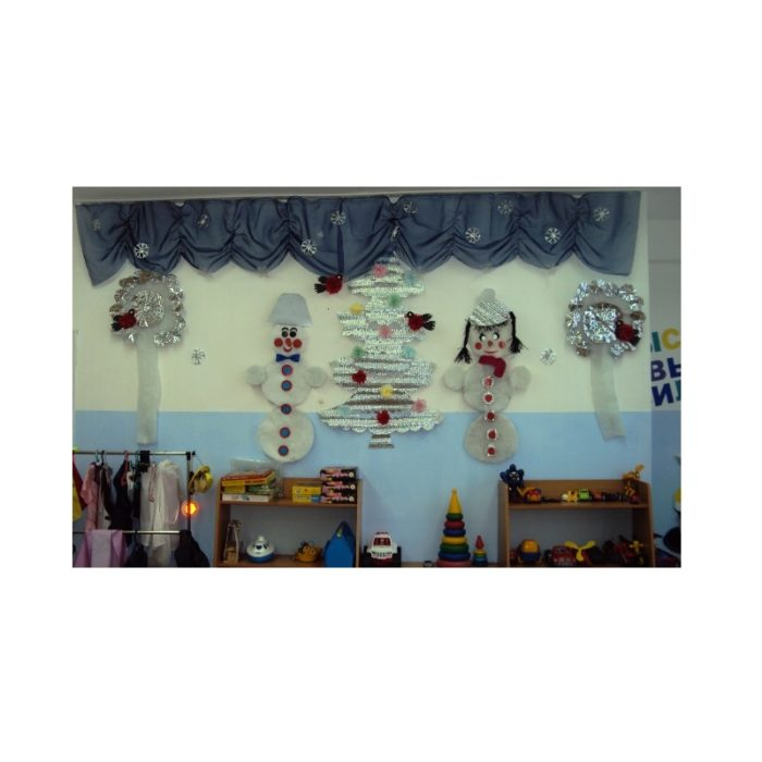 Авторы: Детский сад Радуга