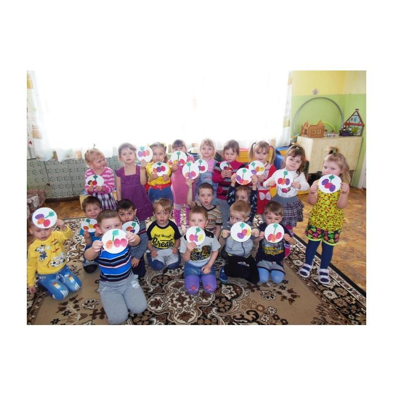 Дети средней группы №5