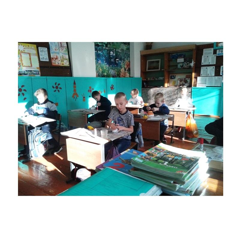 учащихся 2 И класса
